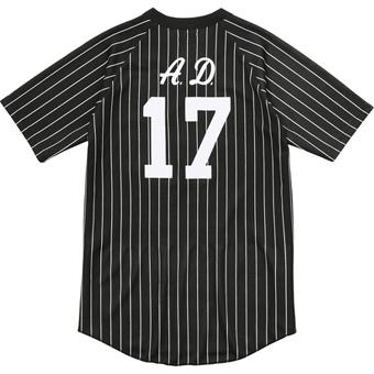 Baseball Jersey Black 2