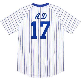 Baseball Jersey white 2