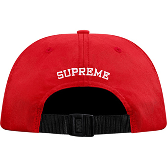 Red Excellence 6-Panel Cap 2