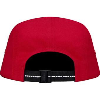 Red Rubber Logo Cap 2