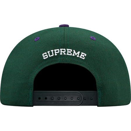 S Green 666 Back Cap