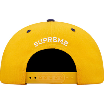 S yellow 666 Back Cap