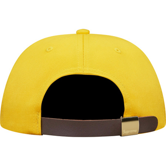 S Yellow Multi Color back Cap