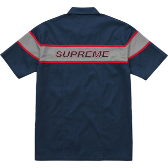 Sip Up Workshirt Navy 2
