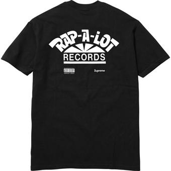 Sup Rap-A-Lot Geto Boys Tee Black 2