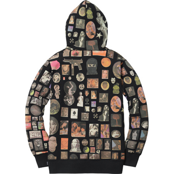 Thrills Hoodie Sweatshirt Black 2