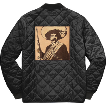 Zapata Jacket Black 2