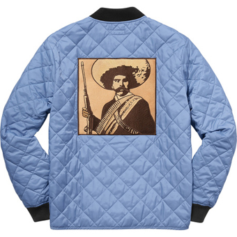 Zapata Jacket blue 2