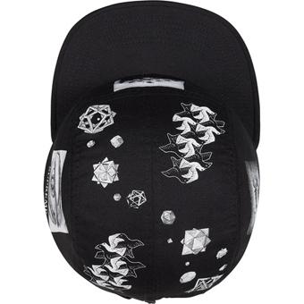 Escher Camp Cap black 2