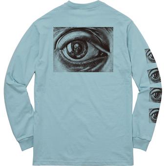 Escher T-Shirt Long Sleeves 2