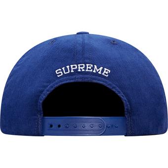 Supreme Champion 5 Panel Cap Royal 2