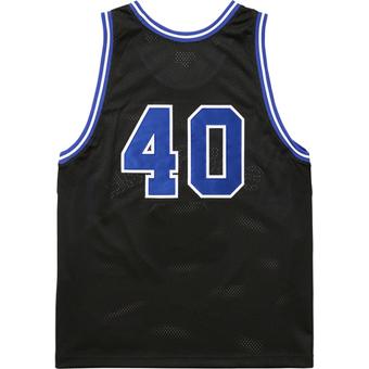 Curve basket ball Jersey black 2