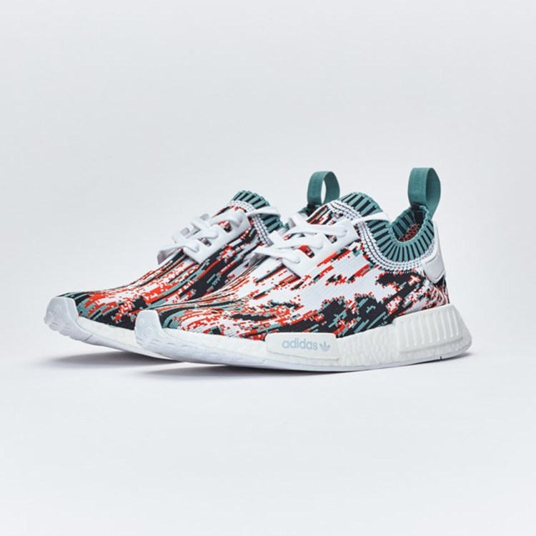 Datamosh Orange 1